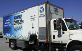 Shredding Equipment - Shredding Truck
